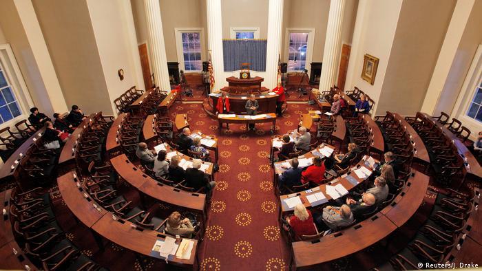 USA Wahlen North Carolina electoral college