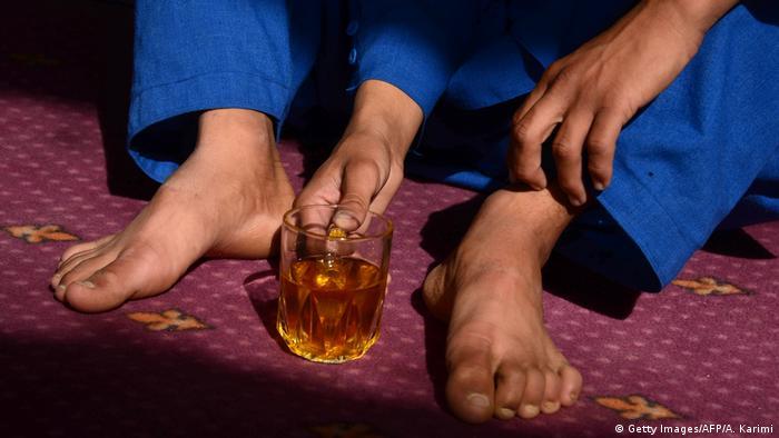 Afghanistan Bacha Bazi (Getty Images/AFP/A. Karimi)