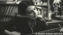 Title : Alternative music in the Arab world. Where : Arab world. Photo Descreption : Music Room Project singers; Alternative music in the Arab world. Photo Copyright : Goethe-Institut Ramallah