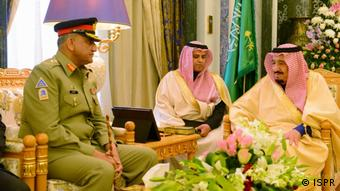 Saudi-Arabien General Qamar Javed Bajwa, Chief of Army staff (COAS) (ISPR)