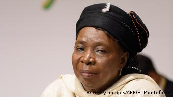 Dlamini-Zuma (Getty Images/AFP/F. Monteforte)
