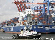 Los números no mienten: las exportaciones alemanas van en descenso.
