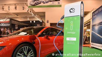 Alemania pretende fabricar un millón de coches eléctricos hasta 2020.