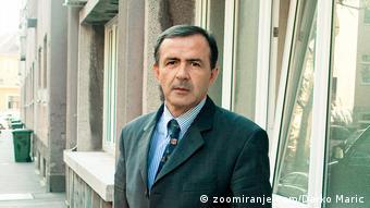 Kroatien Luka Brkic Professor der Fakultät für Politikwissenschaft in Zagreb