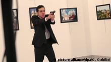 Türkei Anschlag auf russischen Botschafter