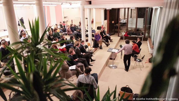 Deutschland Goethe-Institut Die iranische Moderne (Goethe Institut/Bernhard Ludewig)