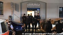 Schweiz Verletzte durch Schüsse in islamischem Zentrum in Zürich
