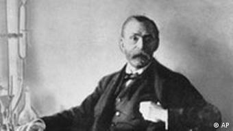 Preisstifter Alfred Nobel (AP Photo)