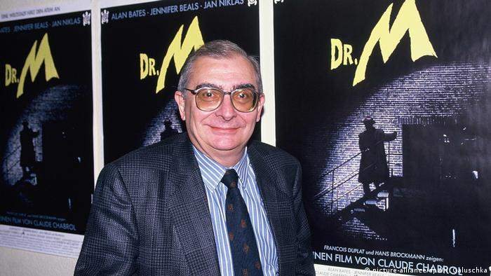 Dr. M de Claude Chabrol (picture-alliance/dpa/H. Galuschka)