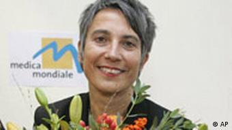 Gynecologist Monika Hauser