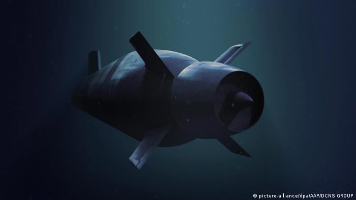 Shortfin Barracuda U-Boot (picture-alliance/dpa/AAP/DCNS GROUP)