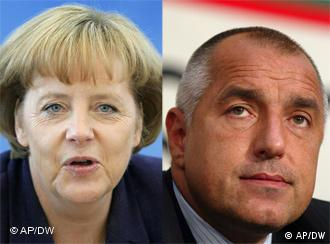 Меркел се срещна с Б.Борисов единствено в качеството си на лидер на ХДС, а не като канцлер - казва Д-р Брам
