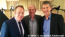 Interview von Hans Christoph von Bock und Scott Roxborough mit dem Regisseur Wolfgang Petersen.