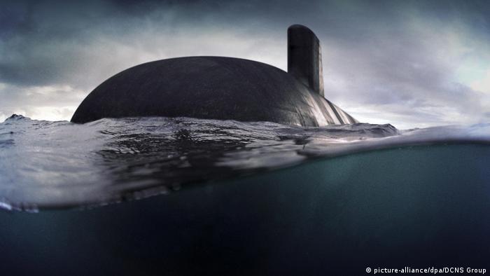 Frankreich U-Boot Shortfin Barracuda