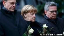حزن في ألمانيا وتضامن دولي بعد اعتداء برلين