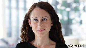 Deutschland Geschäftsführerin für Strategie und Digitales bei Vodafone Anna Dimitrova