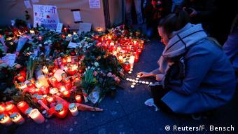 جنایت برلین آلمان را عزادار کرده است