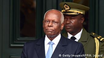 Angola Jose Eduardo dos Santos (Getty Images/AFP/A. Jocard)