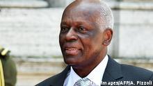 Angola Jose Eduardo dos Santos