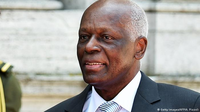 Angola Jose Eduardo dos Santos (Getty Images/AFP/A. Pizzoli)