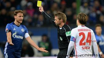Deutschland Fußball Bundesliga - Hamburger SV vs. FC Schalke 04 (picture-alliance/CITYPRESS 24)
