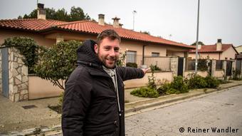 Spanien Weihnachtslotterie El Gordo Gabriel Penella