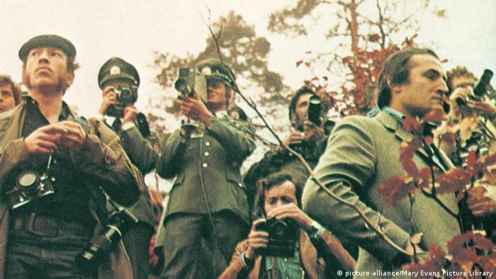 Filmstill Deutschland im Herbst 1987 (picture-alliance/Mary Evans Picture Library)