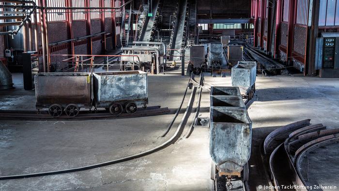 Deutschland Zeche Zollverein (Jochen Tack/Stiftung Zollverein)