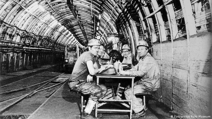 Deutschland Zeche Zollverein (Fotoarchiv Ruhr Museum)