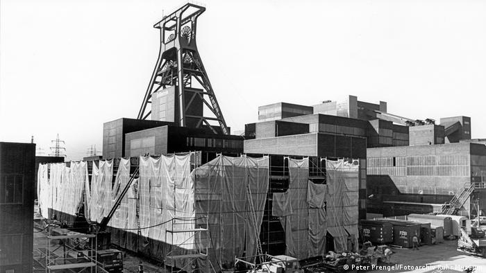 Deutschland Zeche Zollverein (Peter Prengel/Fotoarchiv Ruhr Museum)