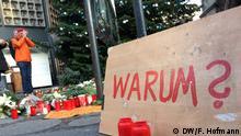 21.12.2016+++Deutschland Breitscheidplatz nach dem Anschlag in Berlin