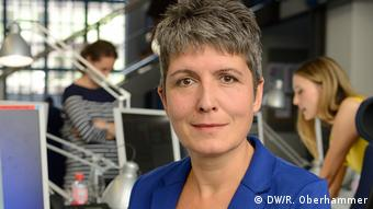 Ines Pohl (DW/R. Oberhammer)