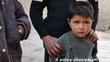 Afghanistan Flüchtlingslager bei Kabul (picture-alliance/dpa/M. Jawad)