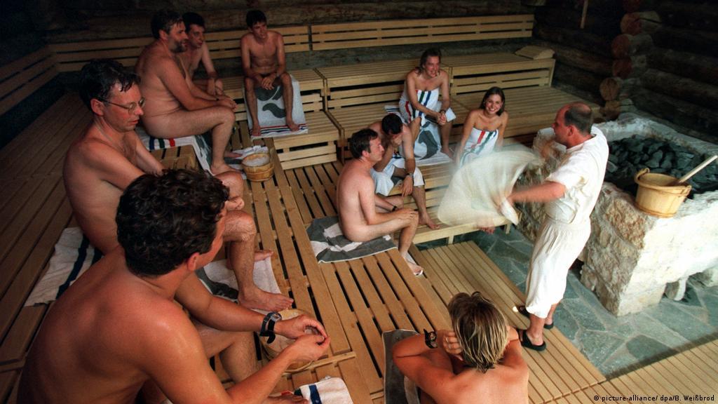 Fkk sauna germany