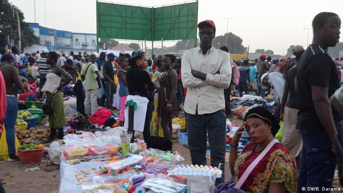 Guinea-Bissau - Weihnachten in Bissau (DW/B. Darame)