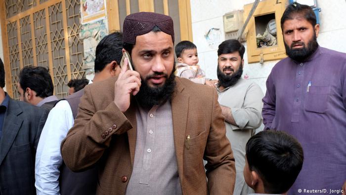 Pakistan Masroor Nawaz Jhangv (Reuters/D. Jorgic)