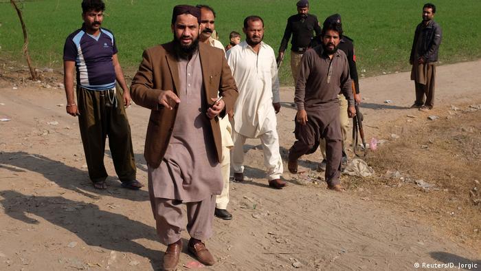 Pakistan Masroor Nawaz Jhangvi (Reuters/D. Jorgic)