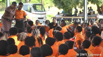 Mosambik Opfer sexueller Gewalt