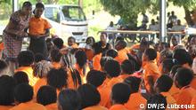 Afrika Mosambik - Opfer sexueller Belästigung