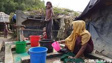 Bnagladesch Rohingya-Flüchtlinge Flüchtlingslager Kutupalong