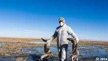 Vogelgrippe im Markazi, Northern Iran. Rechte: Isna