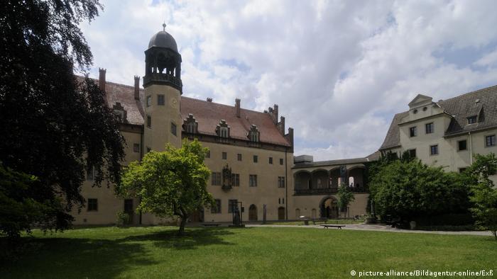 Reisen 2017 - Lutherhaus Wittenberg (picture-alliance/Bildagentur-online/Exß)