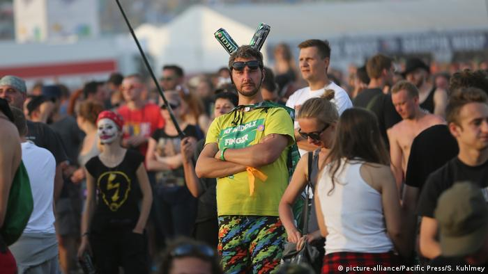 Reisen 2017 - Haltestelle Woodstock (picture-alliance/Pacific Press/S. Kuhlmey)