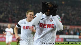 1. Bundesliga - 1. FC Köln - Bayer Leverkusen (picture-alliance/dpa/Revierfoto)