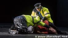 Hamburg Thalia Theater Aufführung Wut/Rage nach Elfriede Jelinek und Stephens