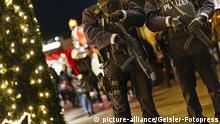 Deutschland Weihnachtsmarkt in Köln, Sicherheit nach Anschlag in Berlin