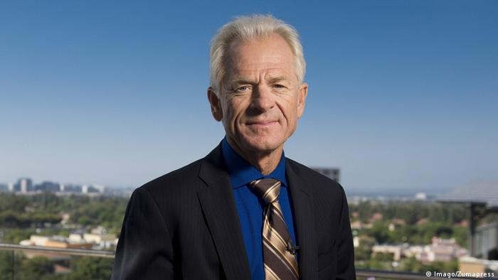 USA Peter Navarro Professor Universität von Kalifornien (Imago/Zumapress)