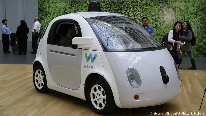 Alphabet sues Uber over autonomous car technology | Business