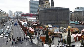 Breitscheidplatz, mjesto terorističkog napada u Berlinu