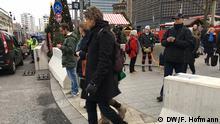 Berlin Wiedereröffnung Weihnachtsmarkt nach Anschlag mit LKW